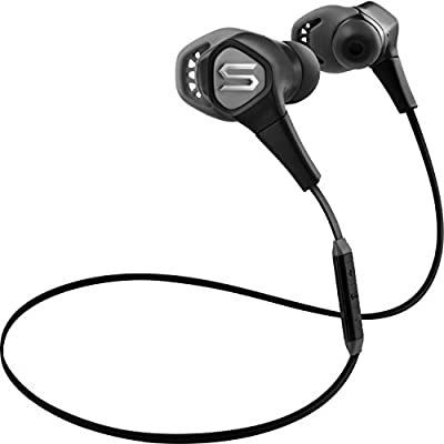 Soul Electronics - Run Free Pro Wireless Active Earphones with Bluetooth (Storm Black)