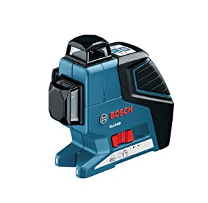 Bosch GLL3-80 3 Plane Leveling-Alignment Laser