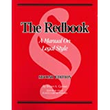 The Redbook: A Manual on Legal Style (2d Ed.) ~ Bryan A. Garner