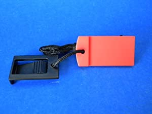 Treadmill Key 119038 from Icon Health And Fitness
