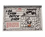 Amazon.com: Camp Chef Log Cabin Dutch Oven Cookbook: Home & Kitchen