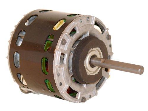 Ao Smith 345 5.0-Inch Frame Diameter 1/6 Hp 1050 Rpm 115-Volt 7-Amp Sleeve Bearing Blower Motor