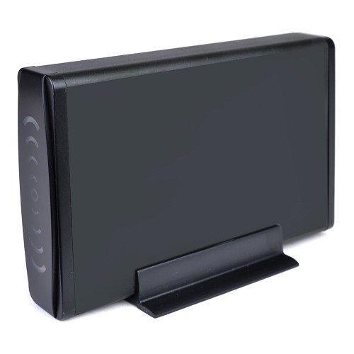 3.5 inch Cavalry EN-CAXM SuperSpeed USB 3.0 External SATA HDD Aluminum Enclosure (Black)