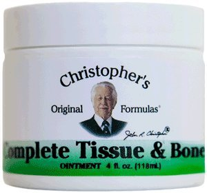 Dr. CHRISTOPHER'S, Ointment Complete Tissue - 4 oz