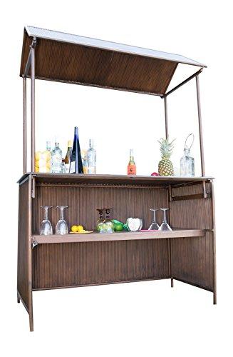 Panama-Jack-PJO-1401-ATQ-3PS-3-Piece-Tiki-Bar-Barstool-Set-Antique-Brown