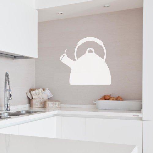 Goldie bouilloire tableau blanc effa able sec cuisine for Tableau blanc cuisine
