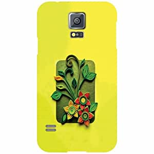 Samsung Galaxy S5 Printed Mobile Back Cover