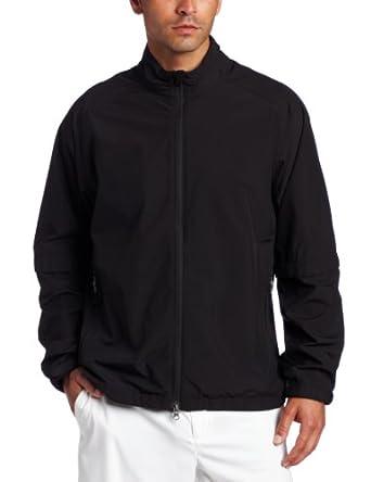 Zero Restriction Mens Packable Jacket Long Sleeve Rain Jacket by Zero Restriction