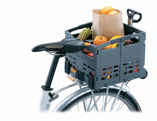 Best Prices! Topeak Trolley Tote Folding Basket