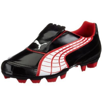 Puma V4.10 FG Mens Football Boots (Free Shin pad) RRP £65.00, 9 uk [Apparel]