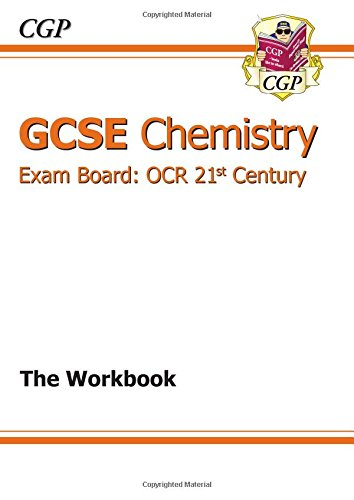 GCSE Chemistry OCR 21st Century Workbook (Workbooks With Separate Answer)