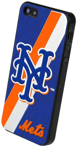 MLB New York Mets 3D Team Logo iPhone 5 Case
