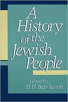 history of jewish people: