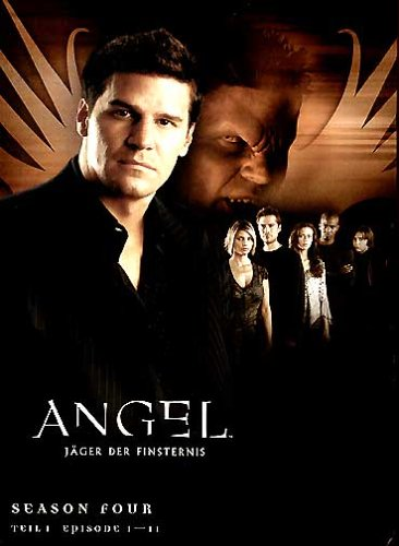 Angel - Jäger der Finsternis: Season 4.1 Collection [3 DVDs]