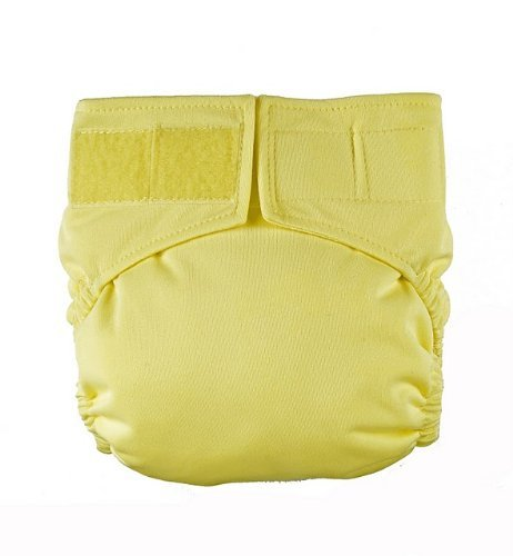 Butter Velcro Easy Clean One Size Pocket Cloth Diaper by Mommy's Touch - 1