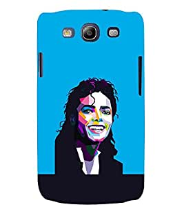 printtech Michael Jackson Back Case Cover for Samsung Galaxy S3 Neo::Samsung Galaxy S3 Neo i9300i
