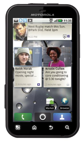 Motorola Defy Android Phone (T-Mobile)
