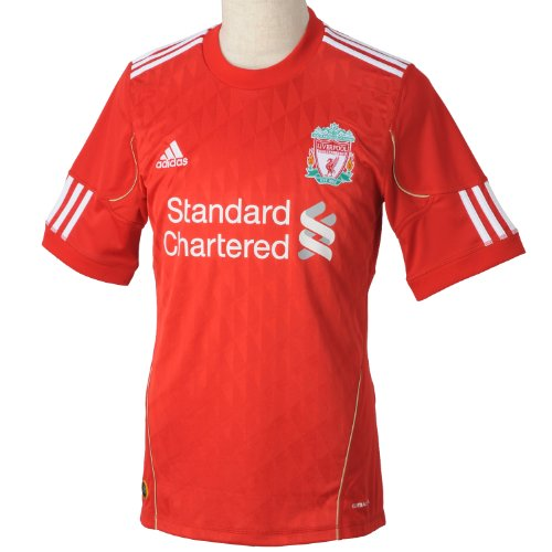Adidas Liverpool Home Football Shirt, Size L