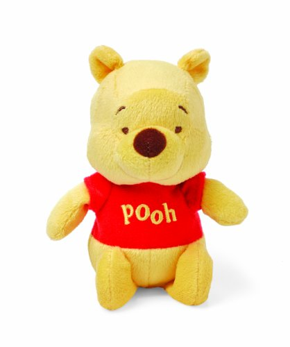 Kids Preferred Disney Baby Mini Jinglers, Winnie The Pooh - 1