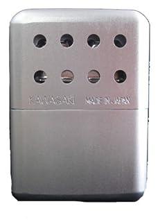 カワサキ(KAWASAKI) ポケットウォーマーII型 シルバー KPW-210