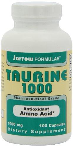 Jarrow Formulas 牛磺酸胶囊 100粒图片