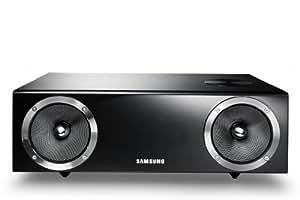 Samsung DA-E670/EN 2.1 Lautsprecher mit Dock für Apple iPod/iPhone (40 Watt, Bluetooth, USB Direct Play)