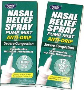 Amazon.com: Nasal Relief Spray,pump Mist,anti-drip, Severe Congestion