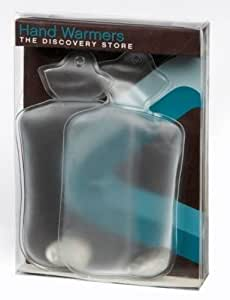 Hand Warmer Twin Set. Depress the tab and wait for a few seconds. Rechargeable.