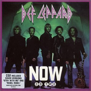 Now [CD 2] by Def Leppard (2002-08-20)