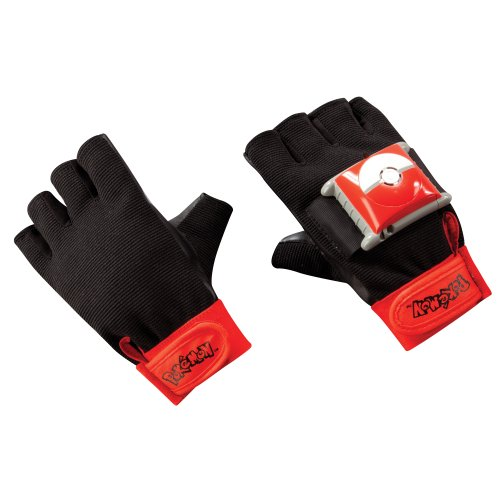 Pokémon Trainer Gloves with Sound (Discontinued by manufacturer)