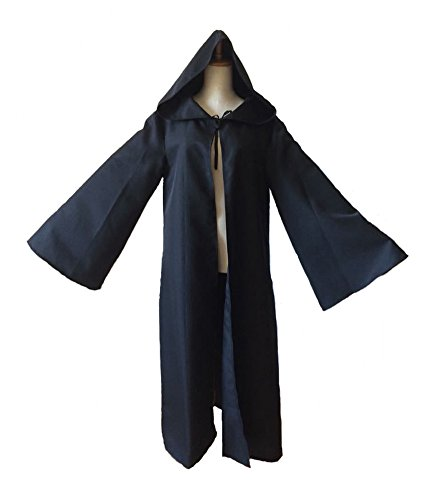 Men's Star Wars Deluxe Hooded Sith Robe Cosplay Costume