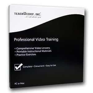 Mastering QuickBooks Pro Made Easy v. 2013 Video Training Tutorial Course DVD-ROM