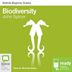 Biodiversity: Bolinda Beginner Guides Audiobook
