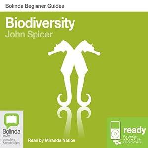 Biodiversity: Bolinda Beginner Guides Hörbuch