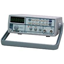 GW Instek SFG-1000 Series DDS Function Generator with 6 Digit LED Display