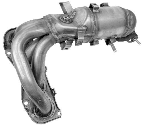 Catalytic Converter-EPA Ultra Direct Fit Converter Front fits Grand Cherokee L6