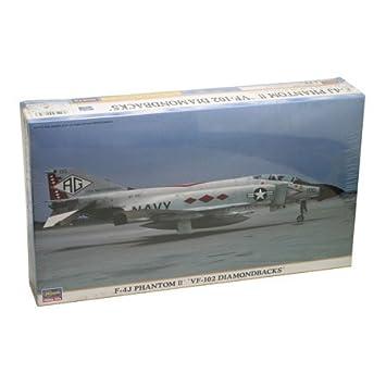Maquette avion: F-4J Phantom II VF-102