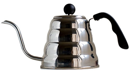 Pour Over Coffee Drip Kettle - Gooseneck Coffee Maker Pot - Brew Coffee or Tea (Kettle Spout compare prices)