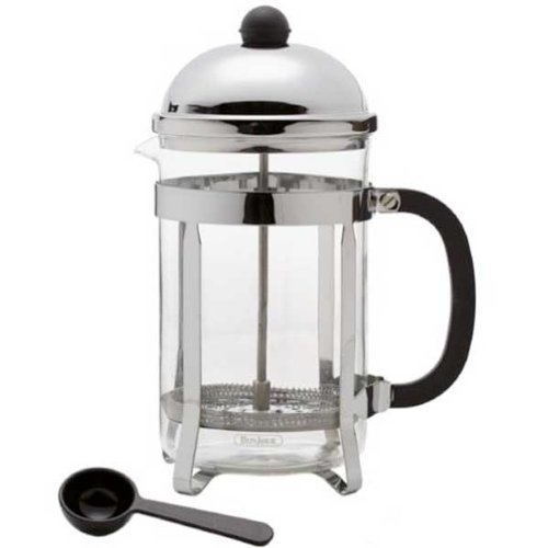 Bonjour 12 Cup French Press Black (French Press Bonjour Monet compare prices)