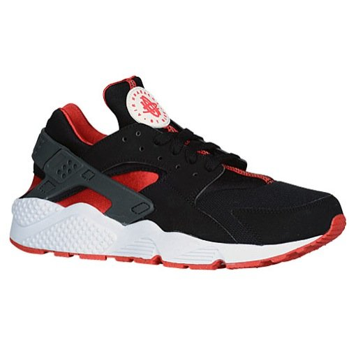 Nike Air Huarache (BRED) BlackUniversity Red University Red