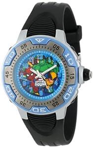 Marvel Comics Kids' MA0108-D538-Blue Marvel Super Hero Squad Spectrum Watch