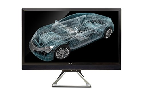 Viewsonic Vx2880Ml 28-Inch 4K Ultra Hd Led Monitor (3840X2160, 50M:1 Dcr, Hdmi (Mhl), Dual Displayport Inputs And Displayport Outputs)