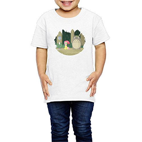 KIDDOS Little Boy's Japanese Animated Fantasy Film T Shirt 2 Toddler