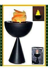 Table Top Flame Lamp Halloween Prop (B303)