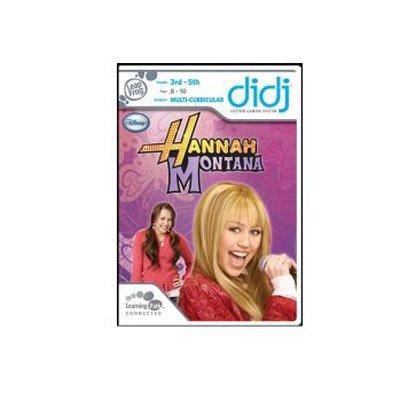 Leapfrog Enterprises Didj Game: Hannah Montana (30694) - 1