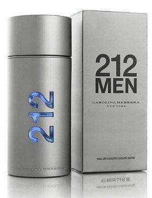 212 Men By Carolina Herrera 1.7 Ounce