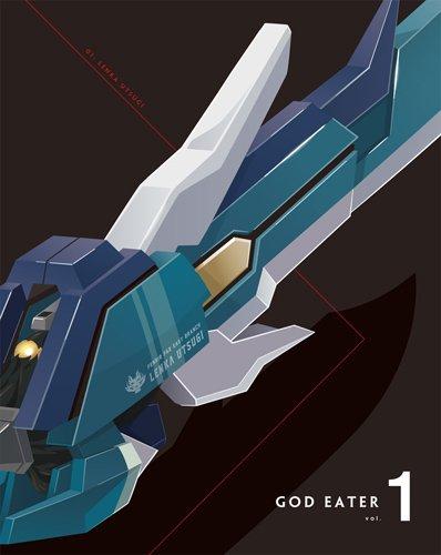 GOD EATER / ゴッドイーター vol.1 (特装限定版) [Blu-ray]