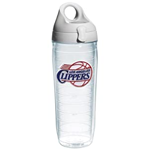 NBA Tervis Tumbler Los Angeles Clippers 24oz. Water Bottle by Tervis Tumbler