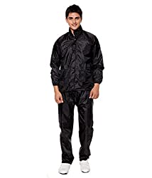 ELLIS Mens Polyster Raincoat/Rainsuit/Rainwear