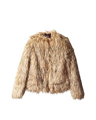 Yoki Women's Faux Fur Jacket
